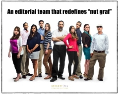 """Gregory Communications Editorial Team"""
