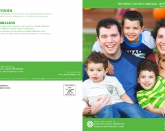 """Faxton Rehab Annual Report 2006"""