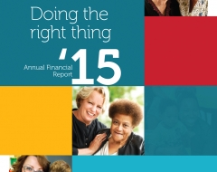 """EBCBS Annual Report 2015"""