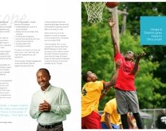 """""""EBCBS Annual Report 2015: Hoops & Dreams"""""""