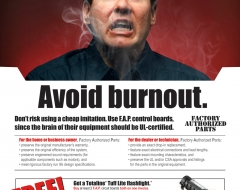 """Avoid Burnout"""