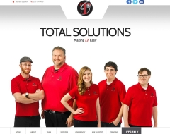 """Total Solutions: Making I.T. Easy"""