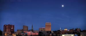 The New Utica Skyline