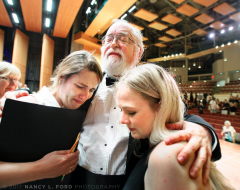 Retiring Choir Master